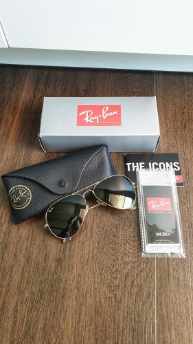 Ray Ban Aviator Classic Gold Large Metal RB3025 L0205 58-14 Pilot