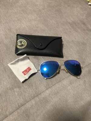 Ray Ban Aviator Flesh Lenses Sonnenbrille