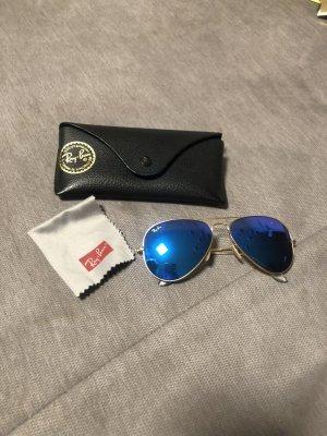 Ray Ban Aviator Flesh Lenses Sonnenbrille
