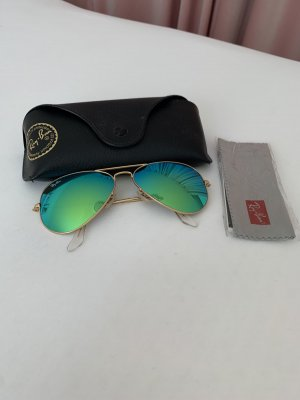 Ray Ban Aviator Large Metal Flash Lenses