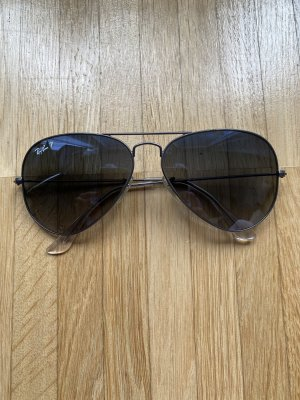Ray Ban Aviator Polarized 58