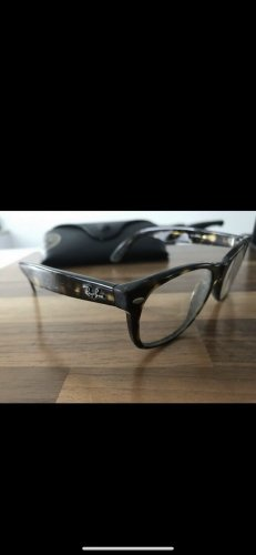 Ray Ban Glasses dark brown