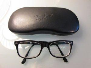 Ray Ban Brille Brillengestell schwarz Modell RB 5228 neu und ungetragen