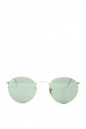 Ray Ban Brille blau Casual-Look
