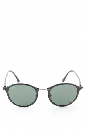 Ray Ban Brille schwarz Casual-Look