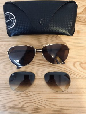 Ray-Ban Carbon Fibre RB Aviator