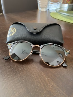 Ray Ban Clubround Sonnenbrille RB 42/46 top Np 155€
