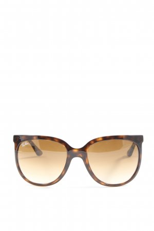 Ray Ban Butterfly Brille Allover-Druck Casual-Look