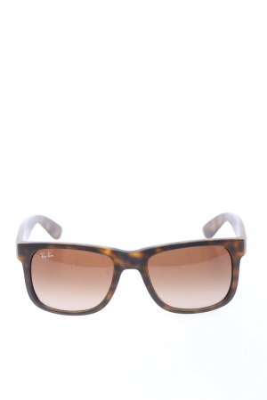 "Ray Ban Square Glasses ""Justin RB"""