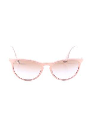 Ray Ban Karée Brille pink Casual-Look
