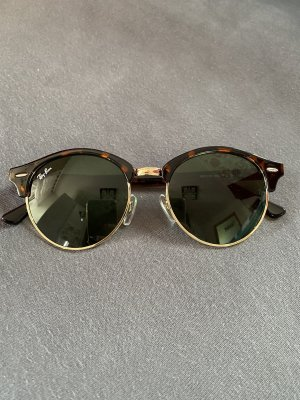 Ray ban ovale Clubmaster sonnenbrille