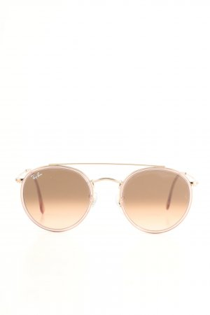 Ray Ban Pilot Brille pink Casual-Look