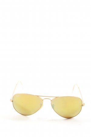 Ray Ban Pilot Brille braun Casual-Look