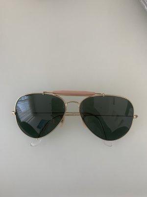 Ray Ban Piloten Sonnenbrille mit Bügel
