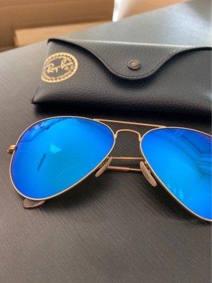 Ray Ban Gafas de piloto azul