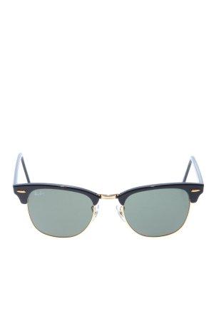 Ray Ban Retro Brille blau Casual-Look