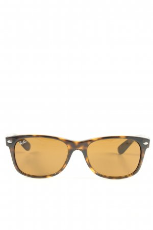 Ray Ban Retrobril volledige print casual uitstraling