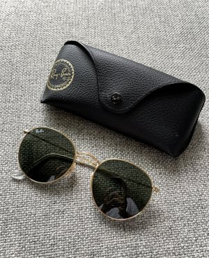 Ray Ban Round Metal Sonnenbrille
