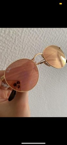 Ray Ban Glasses gold-colored-rose-gold-coloured