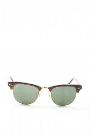 Ray Ban Panto Brille braun Casual-Look