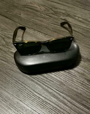 Ray Ban Gafas de sol ovaladas marrón-negro