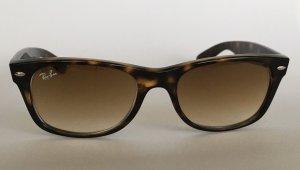 Ray Ban Gafas de sol ovaladas marrón-negro-coñac