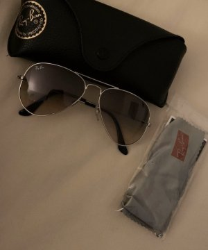 Ray Ban Gafas de sol ovaladas azul oscuro