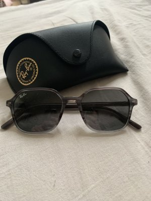 Ray Ban Retro Glasses grey