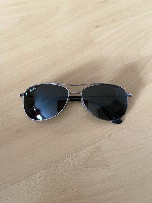 Ray Ban Glasses silver-colored-dark green