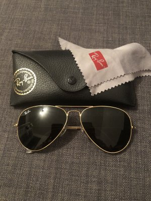 Ray-Ban Sonnenbrille Aviator Large Metal
