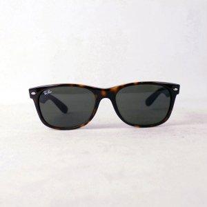 Ray Ban Sonnenbrille braun gemustert (18/12/001)