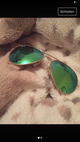 Ray Ban Occhiale verde