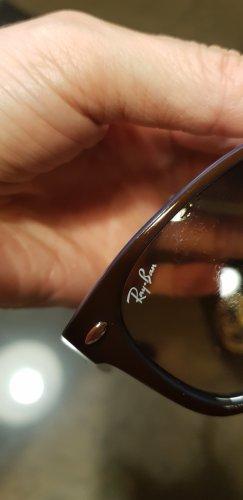 Ray Ban Gafas de sol redondas azul
