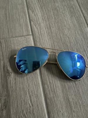Ray Ban Glasses blue-light blue