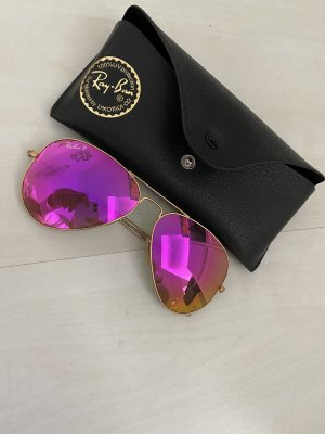 Ray-Ban Sonnenbrille Größe 58 large
