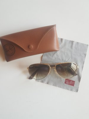 Ray Ban Sonnenbrille mit Carbon Bügeln