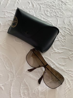 Ray Ban Gafas color bronce-marrón oscuro vidrio