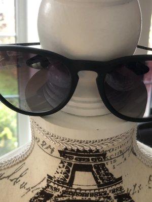 Ray Ban Occhiale da sole rotondo nero