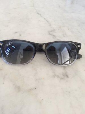 Ray Ban Sonnenbrille New Wayfarer Blau