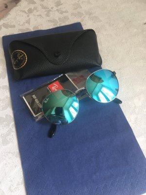 Ray Ban Gafas color plata-azul