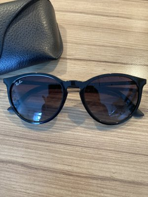 Ray-Ban Sonnenbrille schwarz