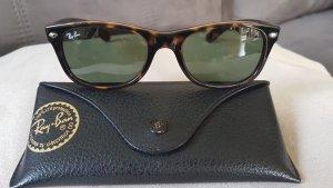 Ray ban Sonnenbrille wayfarer + Etui + Tuch