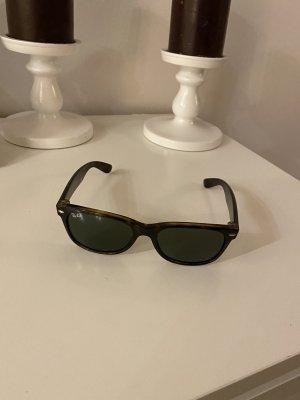 Ray Ban Retro Glasses black brown