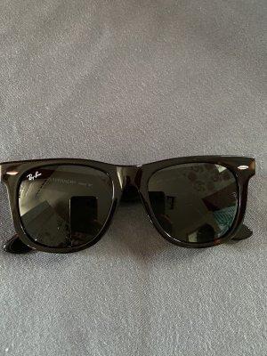 Ray Ban Hoekige zonnebril veelkleurig Glas