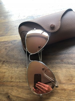 Rayban Glasses silver-colored-rose-gold-coloured
