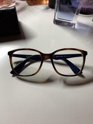 Rayban Gafas azul oscuro-marrón-negro