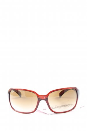 Rayban ovale Sonnenbrille