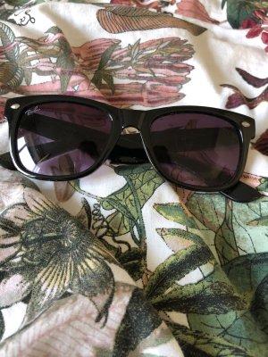 Rayban Ray Ban Sonnenbrille schwarz Piloten Brille