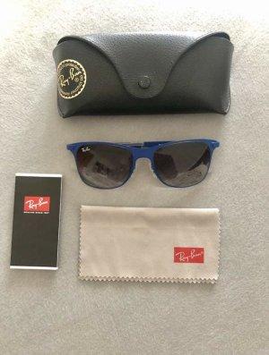 Rayban Glasses dark blue