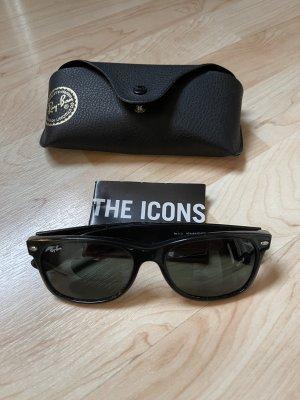 Rayban Gafas de sol redondas negro